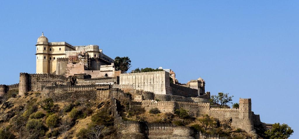 Kumbhalgarh fort picture